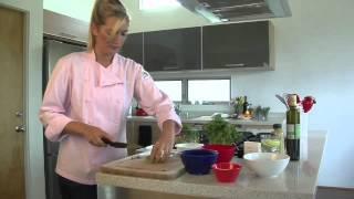 Sensa Meal Bites- Lemon Quinoa Cilantro Chickpea Salad