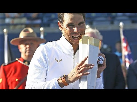 Rafael Nadal vence Rogers Cup