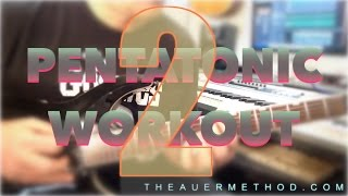 Pentatonic Workout Challenge (Mode 2)