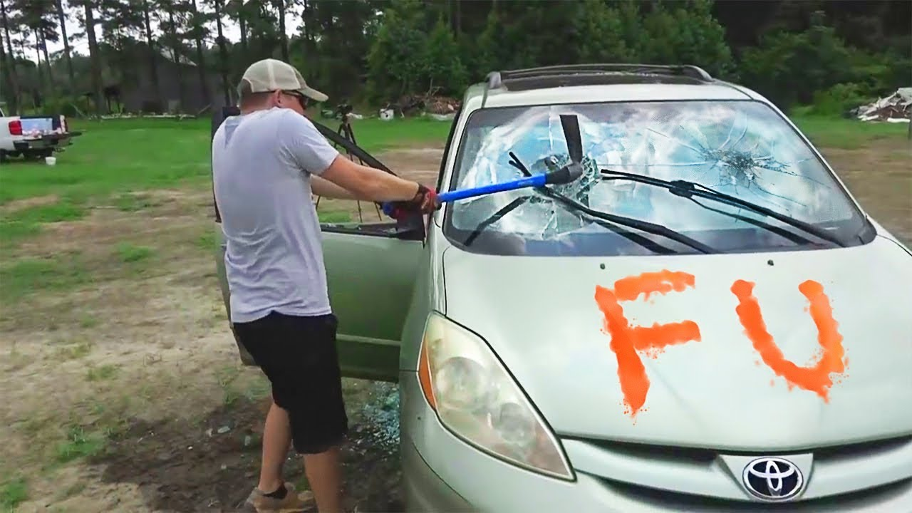 destroying-friend-s-car-surprising-him-with-a-new-one-slime