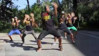 Venom ft The Urban School Group (Brazil) - vybz kartel cya test