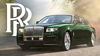 The 2021 Rolls Royce Ghost Extended