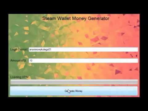 free steam money