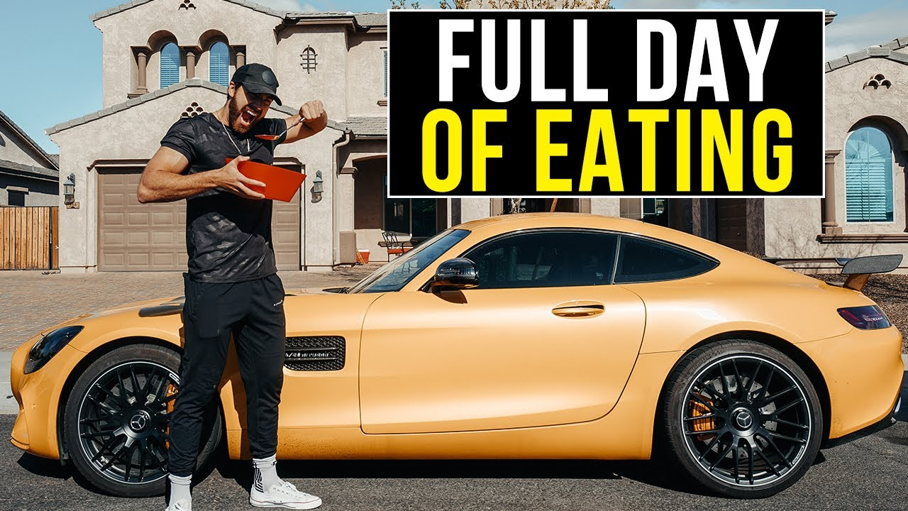 Download Full Day of Eating at 3,500 Calories | Back to Bulking?