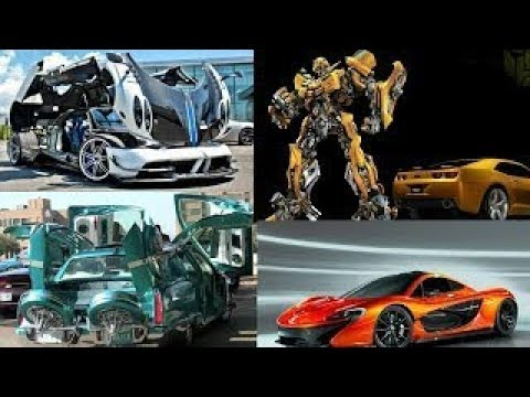top 7 Real Transforming Vehicles You Didn't Know Existed Transformers Cars In Real Life 2018