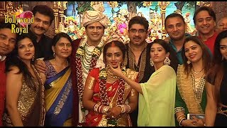 TV Actor Parul Chauhan Ties The Knot With Best Friend Chirag Thakkar In Temple In Mumbai Part-2