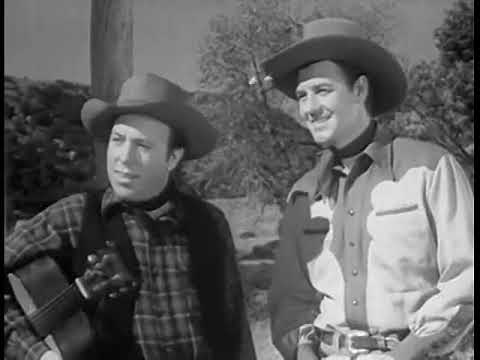 1941 UNDERGROUND RUSTLERS - The Range Busters, Gwen Gaze - Full movie
