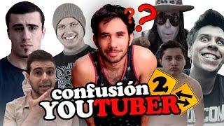CONFUSION YOUTUBER 2 ◀︎▶︎WEREVERTUMORRO◀︎▶︎