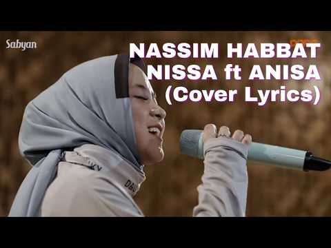NASSIM HABBAT-NISSA ft ANISA COVER (Lyrics)