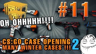 CS:GO CASE OPENING #11 - unnormal was hier ab geht!