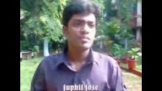 JUPHIL Nilavinte neelabhasma kuriyaninjavale ...ജുഫിലിന്റെ അതിമനോഹരമായ ഒരു ഗാനം