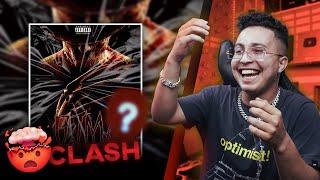 GJMA - Krueger (Reaction)   Clash...!