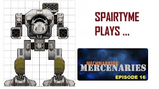 MechWarrior: Mercenaries - Episode 16 - It all comes down to this on Eaton