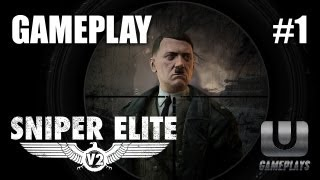 Sniper Elite V2 | Wii U Gameplay #1 | Español HD