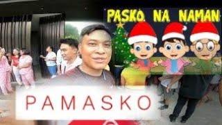Senator Manny Pacquiao Christmas Gift Giving 14Dec2019