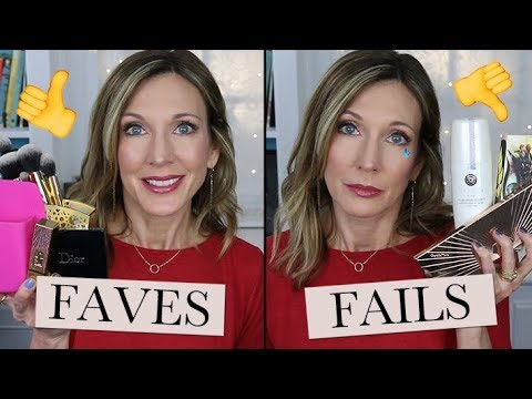 FAVES & Fails! Dior, Real Techniques, Charlotte Tilbury | November 2017