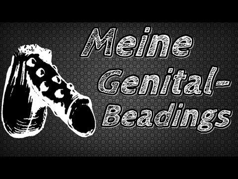 Meine Genital-Beadings / Implantate im Penis