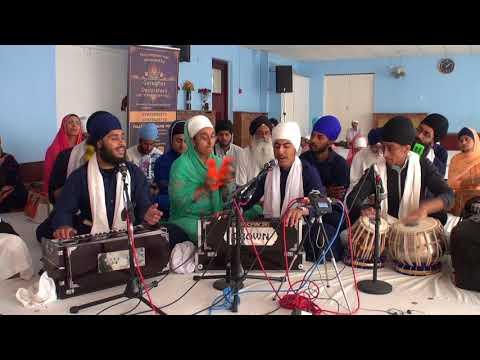 Bhai Pavandeep Singh Connect2Sikhi Simran Jaap 30 Jun 2018