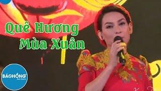 Quê Hương Mùa Xuân - Phi Nhung [MV Sub Kara] #NhacTruTinh