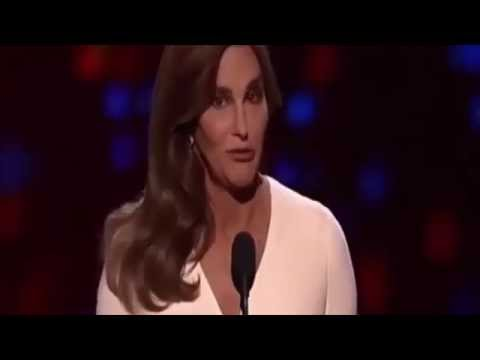 Caitlyn Jenner Wins Arthur Ashe Courage Award - 2015 ESPY