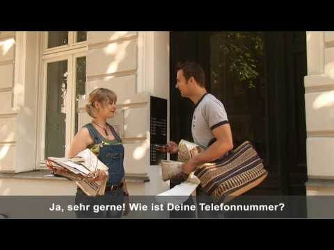 speed dating deutschunterricht