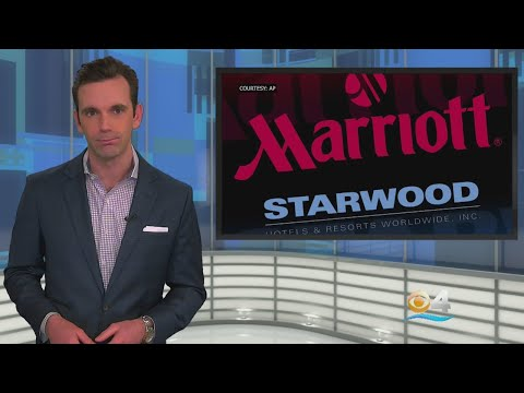 Massive Data Hack At Marriott's Starwood Hotels