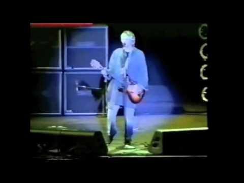 Show completo de Nirvana en Vélez