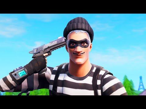 Simon Says SHOOT! (Fortnite Challenge)