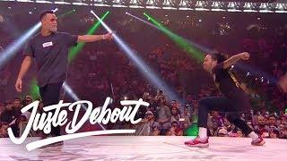 Juste Debout  Hip Hop Final 2017: Majid & Ukay VS Stylez C & Diablo - Stafaband