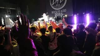 2016年11月27日に川崎クラブチッタで開催されたLOFT MUSIC&CULTURE FEST...