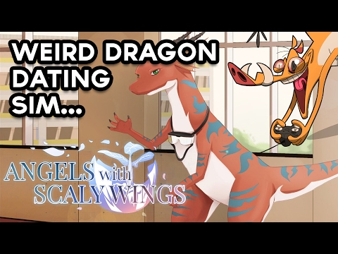 Angels with Scaly Wings | Dragon Dating Sim | Furry/Scaly Dating Sim |