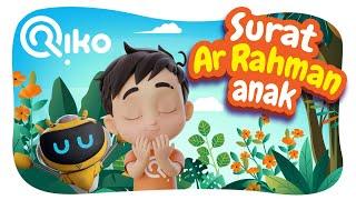 Download Murotal Anak Surat Ar Rahman - Riko The Series