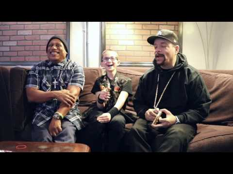 ICE-T & ERNIE C Of BODY COUNT Part 2: If Ice Was A Cop In Real Life, Horror Movies, More