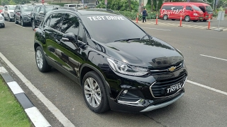 In Depth Tour Chevrolet Trax LTZ Facelift - Indonesia