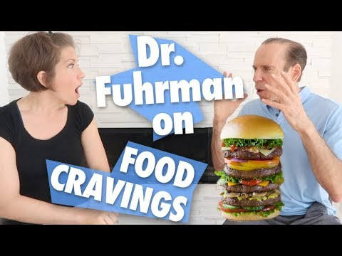 ✅ Dr. Fuhrman On Cravings, Food Addiction And The Nutritarian Eat To Live Retreat // Interview