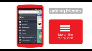 How to use Facebook on your Android smartphone? (English)