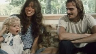 James Taylor & Carly Simon at home - 1977