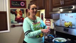 Guisado De Calabacitas - Comida Saludable -recetas Con Verduras