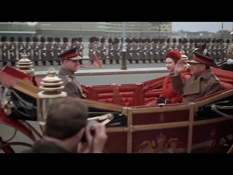 Britain Welcomes the President of Pakistan (1966) | BFI National Archive