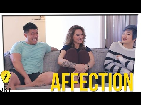 Hangin' With JK: Affection