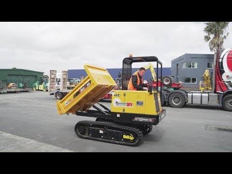Magnum Equipment Introduces The Morooka MST200VDR To NZ Market | Deals On Wheels