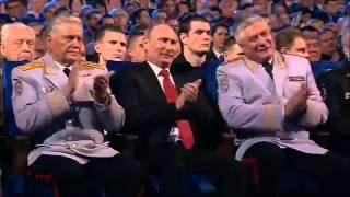 'Непоседы'   Мы маленькие дети Кремль, 10.11.2013
