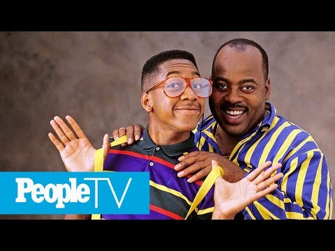 Jaleel White Was Going To Quit Acting Before Landing Steve Urkel Role | PeopleTV from YouTube · Duration:  1 minutes 58 seconds