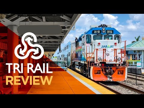 Tri Rail: Best Way From MIA To FLL? Yes. And No.