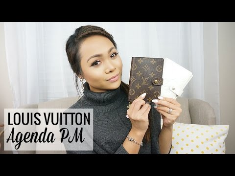 2fa337946165 Louis Vuitton Agenda PM  Collection