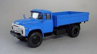 ЗиЛ-130 Бортовой грузовой автомобиль | Ultra Models | Обзор масштабной модели 1:43