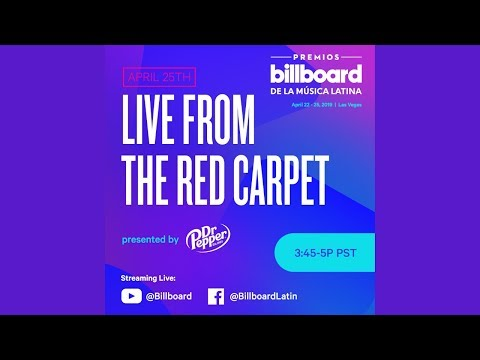 Billboard Latin Music Awards Red Carpet Live: Anuel AA, Anitta, CNCO, Karol G, Luis Fonsi & More!