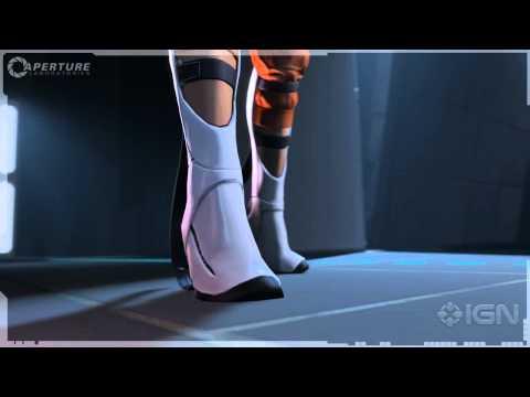 Portal 2:  Boots Trailer