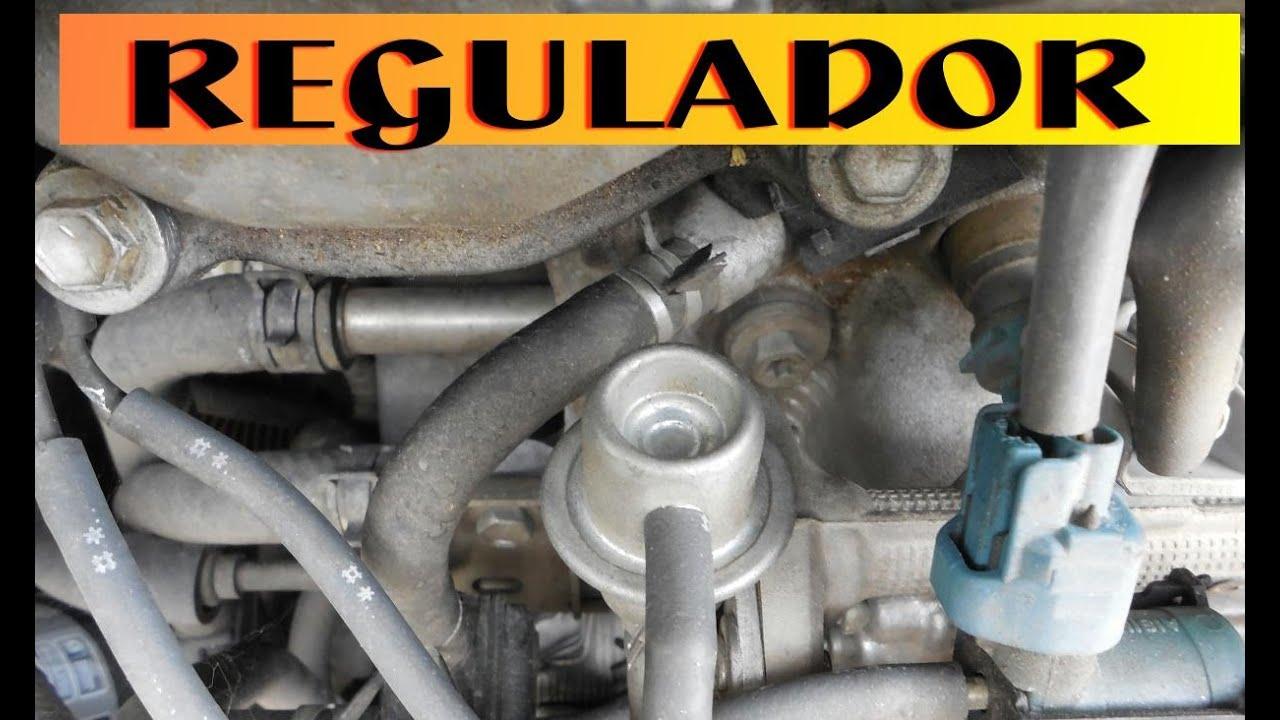 Regulador Mecanico De Gasolina Pruebas Y Puntos Basicos