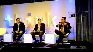 IBM Federal Blockchain leader Mark Fisk speaks at Think Gov 2018
